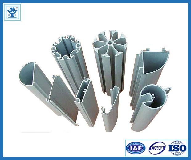 Black Mill Finished Aluminium Extrusion Profiles For HP Lazer Printer