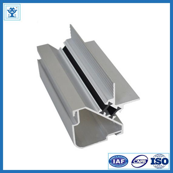 CNC Processing Aluminium Industrial Profile 6000 Series For Machine Parts