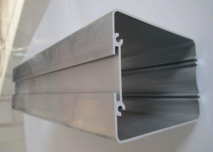 Big Anodized Extruded Aluminum Enclosure Boxes Preciously Cutting 10 X 30 X 8 CM