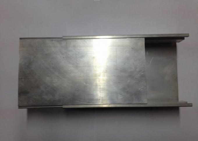Anodizing 6061 6063 T5 Slot Aluminium Enclosures For Electronics Shell