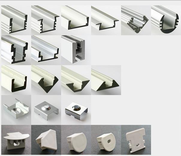 half round aluminium led profiles cover led strip light aluminium extrusion. Black Bedroom Furniture Sets. Home Design Ideas