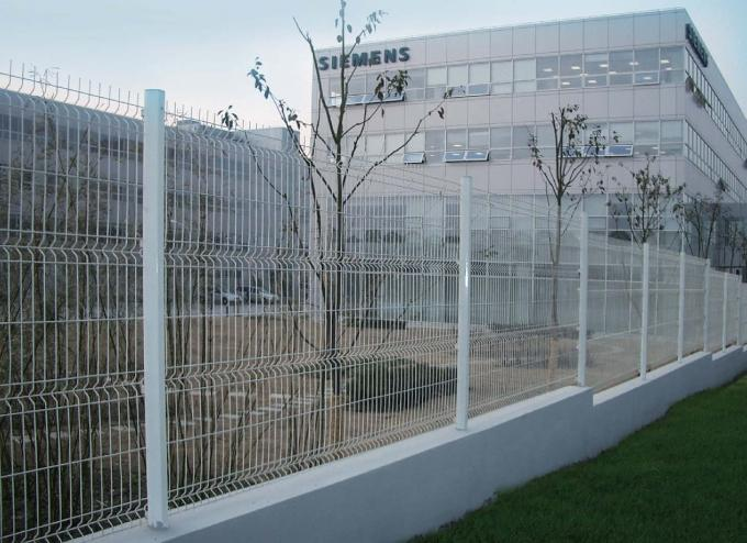 Polished Security Fence Aluminum Trim Extrusions Preciously Cutting OEM / ODM