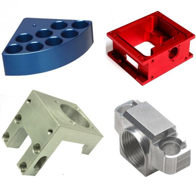 Customized Aluminum Profile for Accessories for Construction with CNC Machining