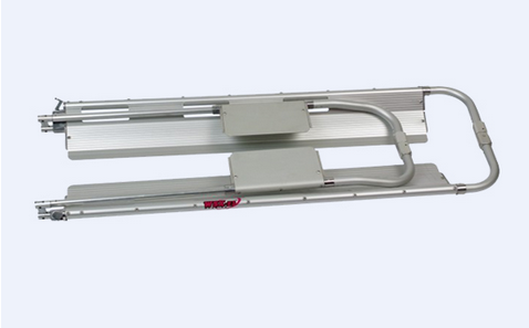 6061T6 Aluminum Alloy Profile Folding Stretcher Used Ambulance Stretcher