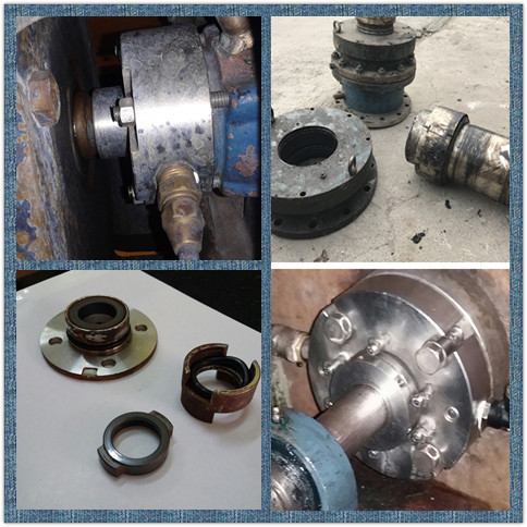 KL - 155 Mechanical Seal Replacement Of Burgmann BT-FN Seal For Pump