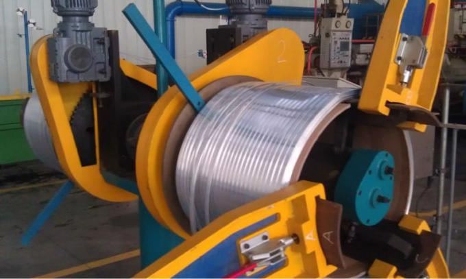 3003 / 3012 Aluminium Extrusion Profiles Parallel Flow Condenser Tube