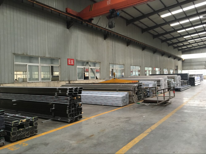 Customized T Slot Profile Extruded Aluminum Shapes For Industrial Window And Door