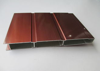 China Architectural Aluminium Sliding Door Profiles European Style Environment Protection supplier