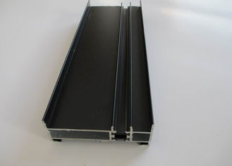 China Mill Finished Aluminium Sliding Door Profiles 1.5mm Thickness Free Samples supplier