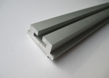 China White Architectural Aluminium Extrusion Profiles Alloy 6061 T5 Temper supplier