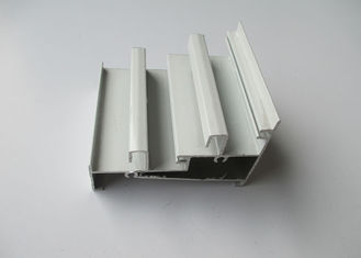 China 6063 T5 Mosquito Aluminium Window Profiles System Customized Corrosion Resistant supplier