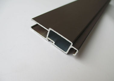 China Heat Treatment Outdoor Aluminum Extrusions Shapes Polishing Customized supplier
