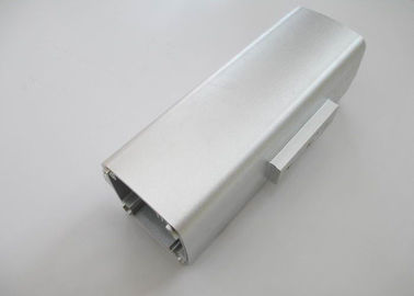 China Rectangle Powder Coating Aluminium Enclosures Shell / Electrical Power Box supplier