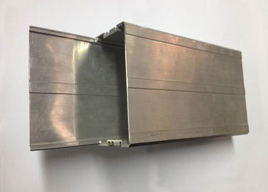 China Anodizing 6061 6063 T5 Slot Aluminium Enclosures For Electronics Shell supplier