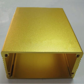 China Golden Standard Extrusion Aluminium Enclosures CNC machining 6000 Series supplier