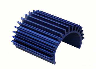 China Industrial LED Aluminium Heat Sink Profiles Colourful High Efficiency Enclosure supplier