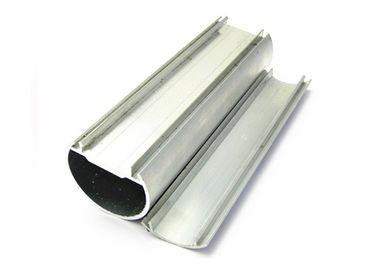 China U Channel Aluminum Railing Profiles For Deck , Aluminium Construction Profiles supplier