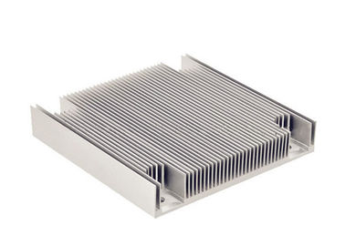 China Solar Energy Equipment Aluminum Heatsink Extrusion Profiles Thermal Resistance supplier