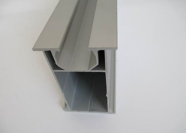 China Silver T6 Solar Frames Aluminum Extrusions Profile ISO9001 Certification supplier