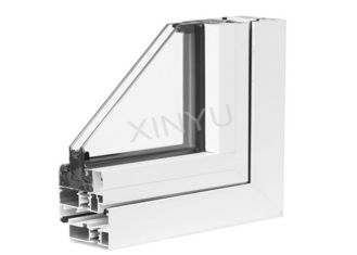 China Powder Coated Aluminium Extrusion Profiles Frameless Double Glass Curtain Wall supplier
