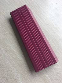 China OEM Purple Pink Color Anodizing CNC machined metal parts Laser Cutting Industrial Shell supplier