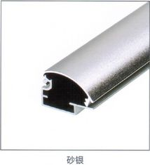 6063 / 6061 / 6005 Aluminium LED Profiles With Mill Finish / Anodizing