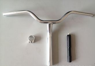 China Zinc plated Bending and Welding Aluminum Parts for Bike Accessories supplier