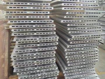 China Alu 3102 3003 Aluminum Hole Oblate Pipe for Air Conditioning Condenser supplier