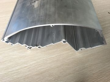 China Thickness Min 0.8mm Aluminium Extrusion Profiles / LED Aluminum Profile supplier