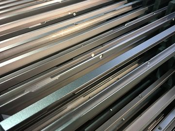 China Pink Gold Anodized Aluminium Extrusion Profiles for Television Frame supplier
