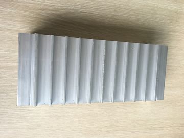 China 350MM Width Custom Aluminum Extrusion Profile for Motor ShellI supplier