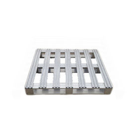 China 2 Way Entry Type Al6063 T5 Welding Aluminium Tray For Warehouse Storage Ce supplier
