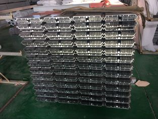 China CNC Machined Mill Finshed Extruded Aluminum Heatsink OEM Custom Design supplier