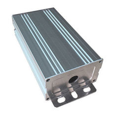 China 50x29mm Metal Aluminum U Channel Extrusions , Led Aluminum Extrusion Driver Enclosure supplier