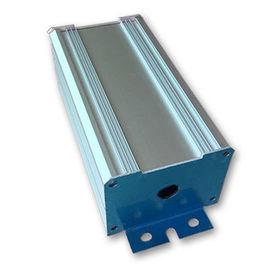 43x34mm Aluminium Extruded Profiles U - Shaped Led Extrusion Profiles For LED Driver