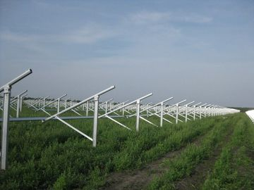 China Extruded Aluminum Profiles Aluminium Solar Panel Frame For Ground Solar Mounting System supplier