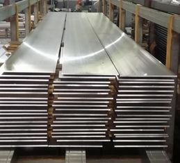 China Extruded 6061 T6 Mill Finish Flat Aluminum Plate , Aluminium Flat Plate supplier