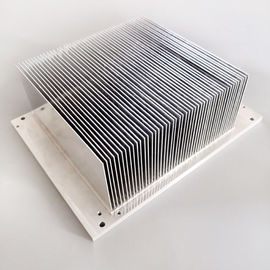 China Alloy Aluminium Extrusion Heat Sink Profiles Inverter / Rectifier / Radiator / Converter supplier