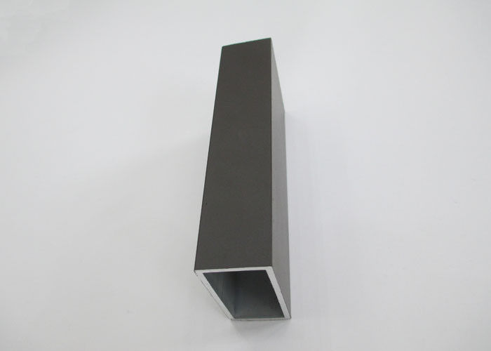 Thin Wall Black Anodized Aluminum Square Tubing Height