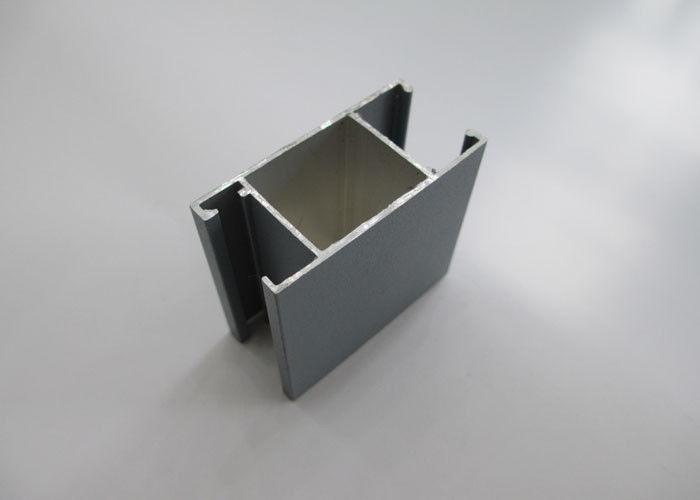 Kitchen Cabinet Aluminium Sliding Door Profiles Extruded Aluminium