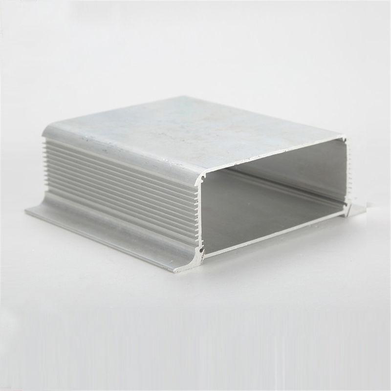 Powder Coated Aluminium Enclosures Box Extruded Housing