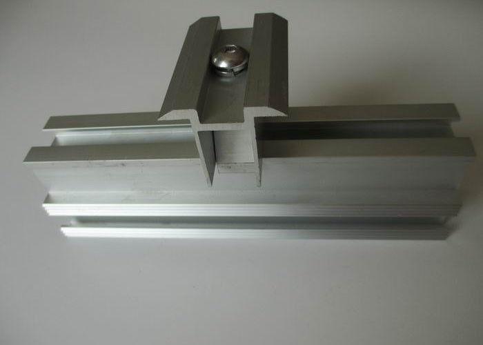 Milling Deep Process Aluminium Solar Panel Frame Mill