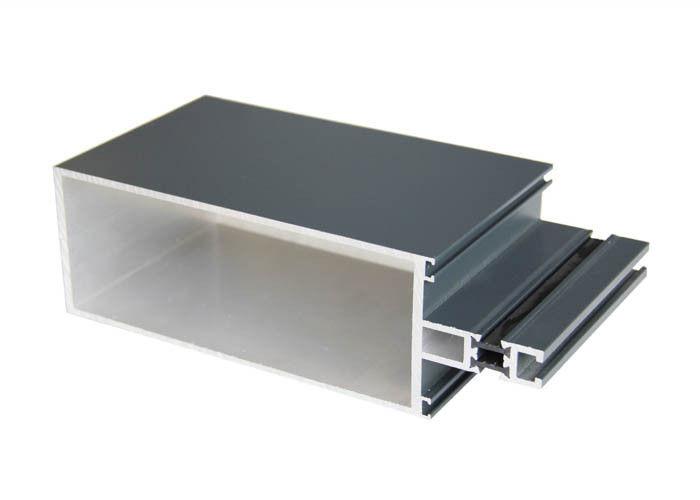 Decorative Aluminium Extrusion Profiles Architectural