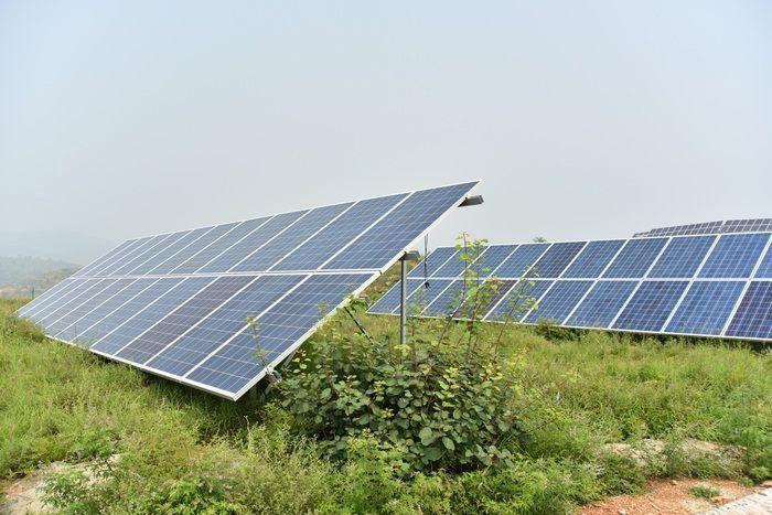 High Powder Aluminium Solar Panel Frame For Solar Mounting Systems ...