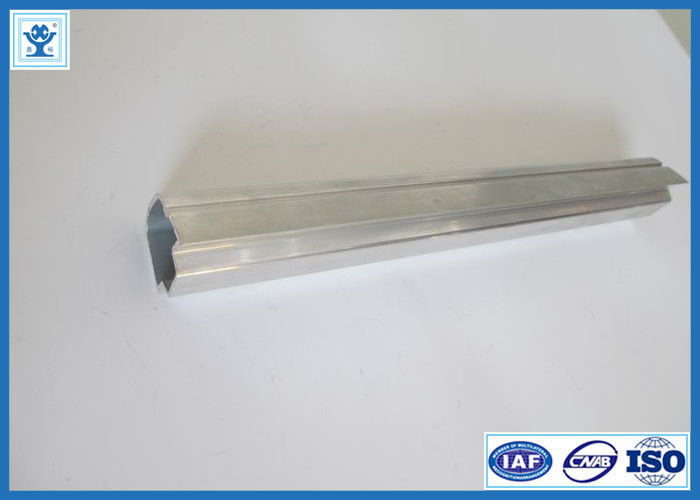 Latest and challenging designs types of Aluminium Extrusion Profiles , aluminum extruded profiles