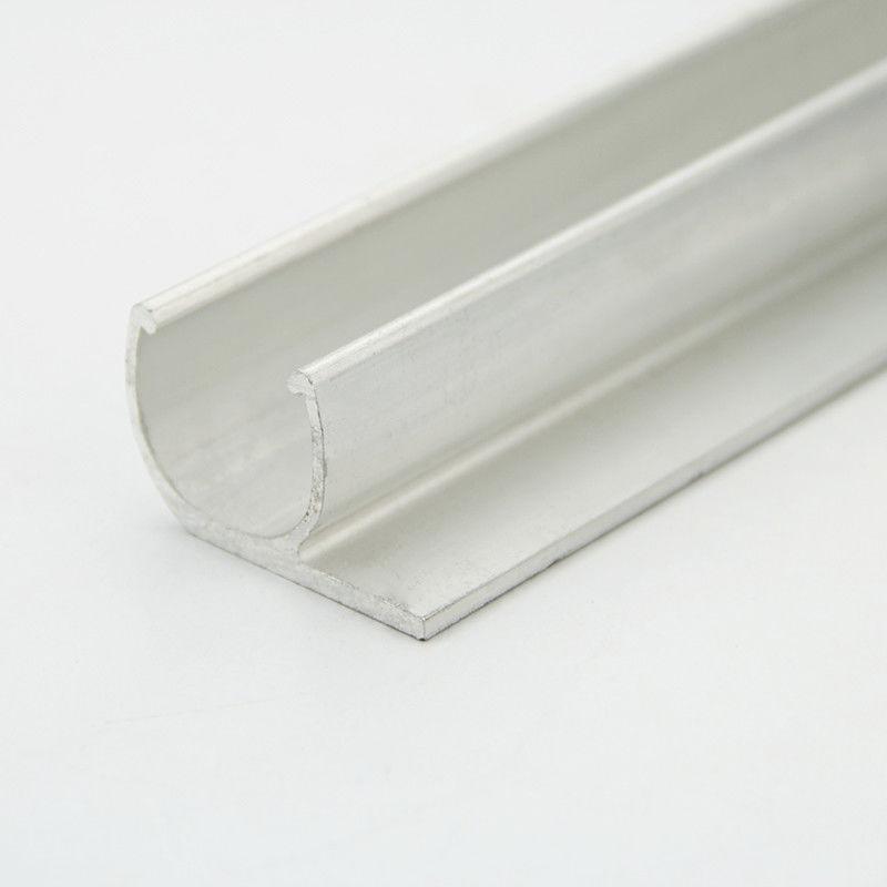 Affordable Custom Aluminum Extrusion Fabrication Tube / Pipe