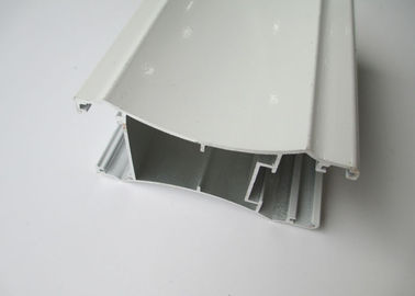 China White Aluminium Sliding Door Profiles distributor