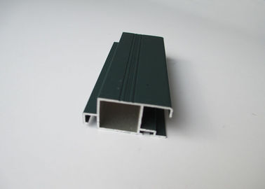 China Door Frame / Window extruded aluminum shapes Different Surface factory