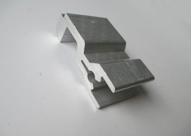 China Fastening Mill Finished Aluminium Industrial Profile T5 Temper 6061 Alloy factory
