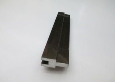 China Black Electrophoresis Custom structural aluminum extrusions For Large-Scale Piano factory